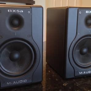 M-Audio BX5A Monitors Black