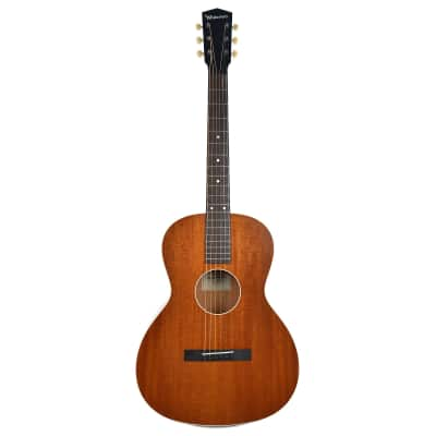 WaterlooWL-12 MH All-Mahogany Parlor Acoustic
