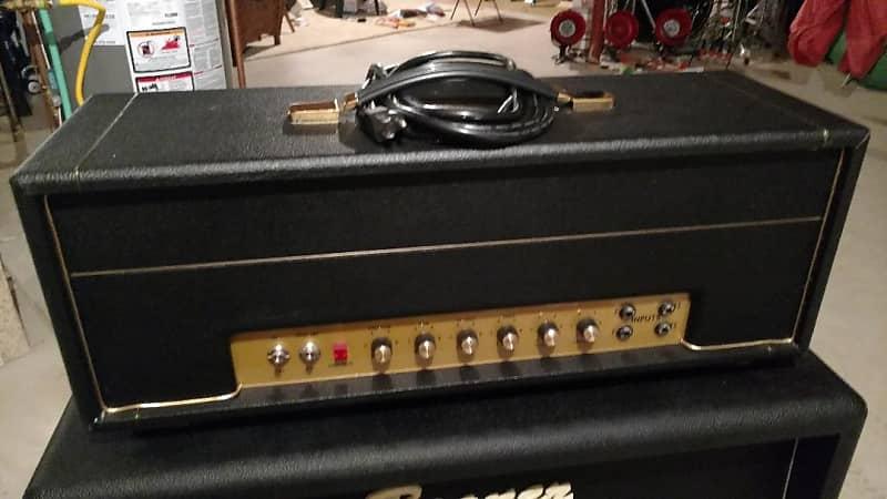 Rockitt Retro RR50 ~ Handwired PLEXI clone | MARK's Shop