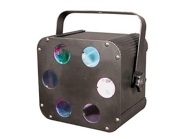 6fe10974153e MBT Lighting - LED 6 PACK Multicolor Stage Club DJ Effect