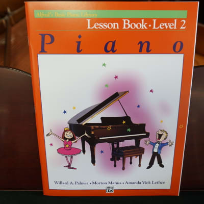 Alfred's Basic Piano Library Lesson Book Level 3 | Reverb