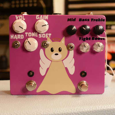 Angel Chiou Boost-Overdrive - Magenta