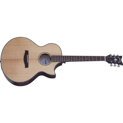 Schecter Orleans Stage Acoustic, Natural Satin for sale