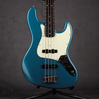 Chandler Jazz Bass Blue (video inside) for sale