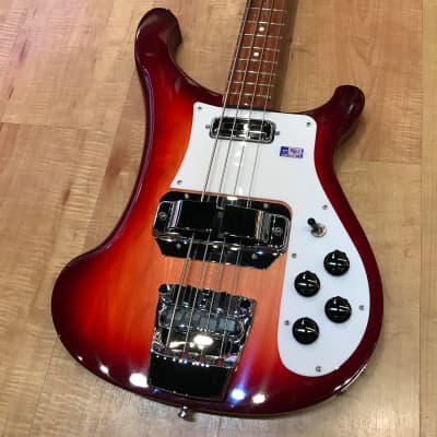 Rickenbacker 4001C64 Bass 2010 FireGlo for sale