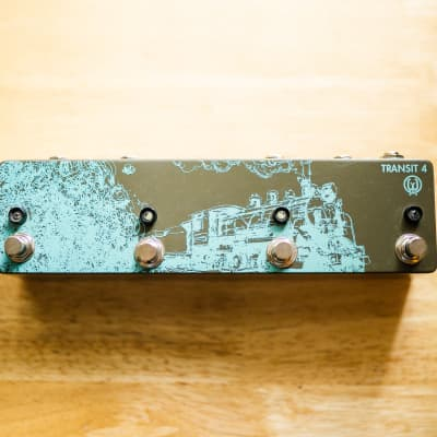 Walrus Audio Transit 4 Looper/Switcher for sale