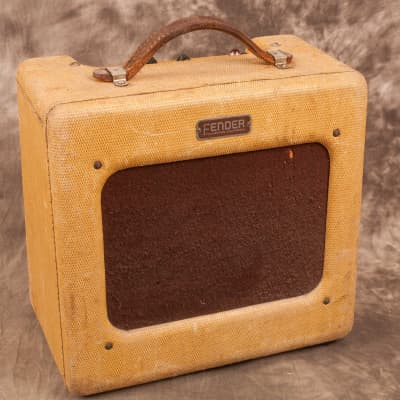 Fender Princeton Amp 1950 Tweed for sale
