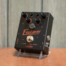 Spaceman Effects Explorer Deluxe Red and Black Edition