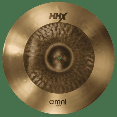 """Sabian 22"""" HHX OMNI Ride Cymbal"""