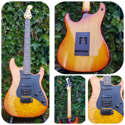 Stratocaster Masterbuild Theo Scharpach for sale