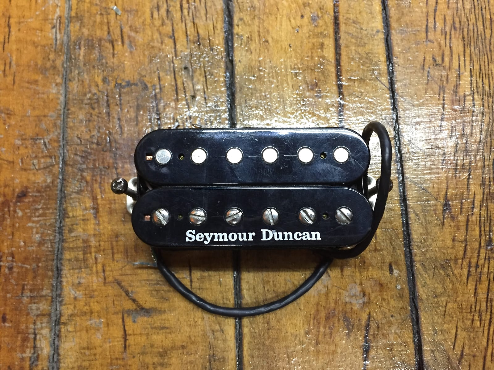 Seymour Duncan TB-5 Duncan Custom Trembucker 2010s Black