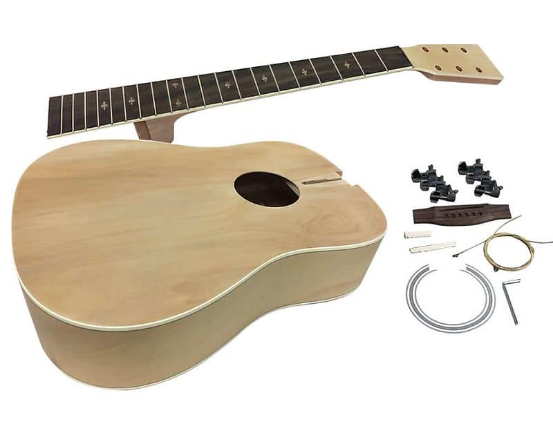 Solo Adk 1 Diy Acoustic Guitar Kit Solo Guitars