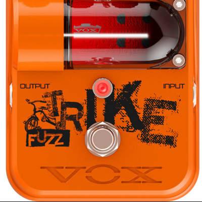 Vox Tone Garage Trike Fuzz Orange