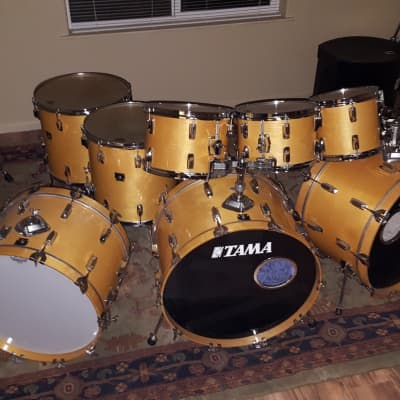 Tama Superstar Early 80's Super Maple