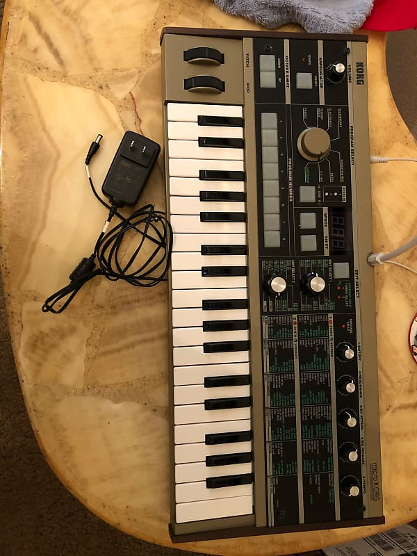 korg microkorg synthesizer and vocoder sleazy city reverb. Black Bedroom Furniture Sets. Home Design Ideas