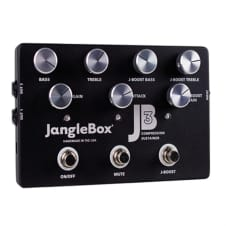 Janglebox JB3 Compressor Sustainer Effects Pedal