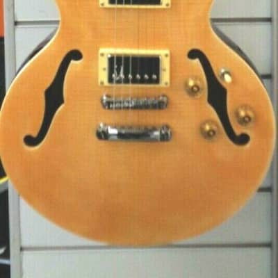 Antoria Detroit 335 Style Maple Semi Acoustic Guitar for sale