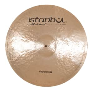 "Istanbul Mehmet 18"" Murathan Heavy Crash Cymbal"