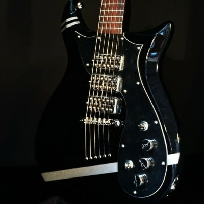 Gretsch G5135CVT-PS Stump-O-Matic Black Electromatic Guitar for sale
