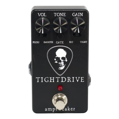 Amptweaker AMP-TD Tight Drive Overdrive Guitar Effects Pedal for sale