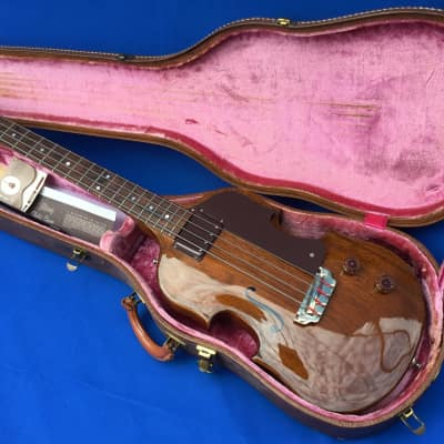 1954 Gibson EB-1 Electric Bass Guitar Collector Grade, as pictured in Norm's Rare Guitar Book for sale