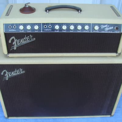 1961 Fender 6G7-A 1x12 Bandmaster