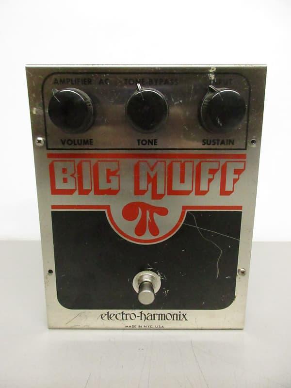electro harmonix big muff pi v5 op amp tone bypass 1979 reverb. Black Bedroom Furniture Sets. Home Design Ideas