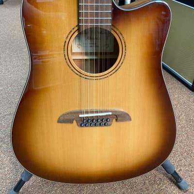 Alvarez AD6012CE 12 String Acoustic. Free Shipping
