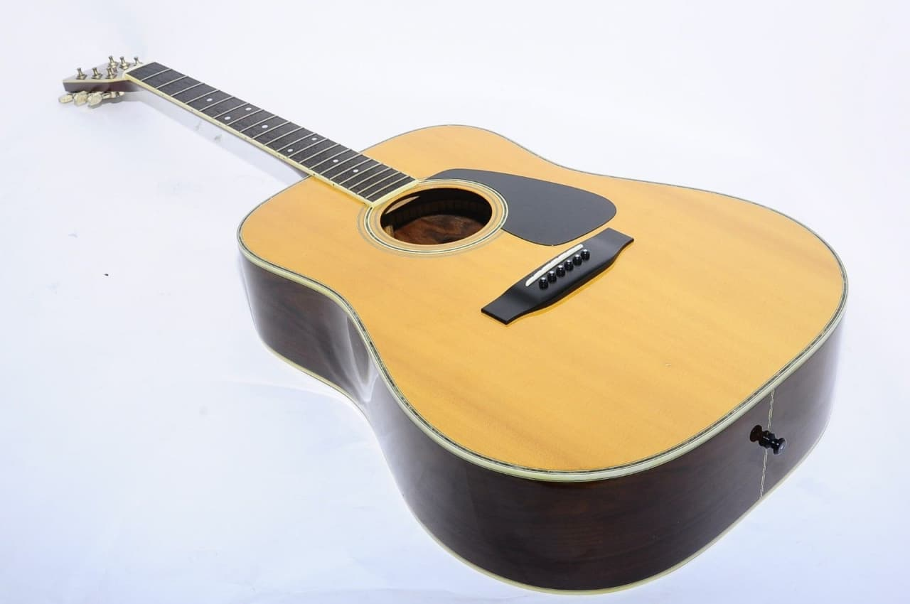 morris acoustic guitars price guide