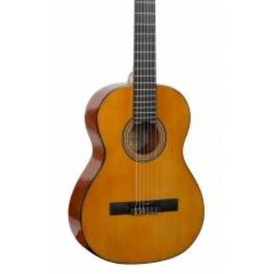 Valencia VC204-AN 4/4 Classical Guitar - Antique Natural for sale