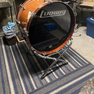 Ludwig 1980-90 Bass Drum 24x17