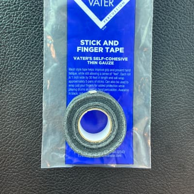 Vater Stick and Finger Tape black