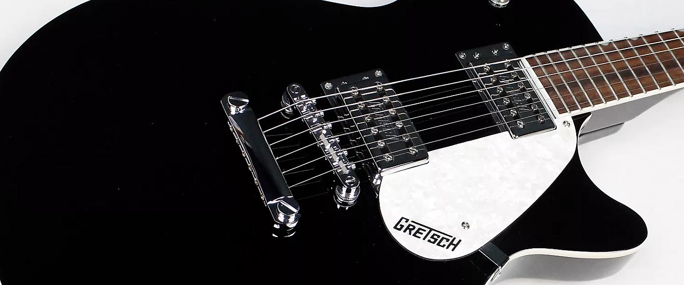 gretsch g5425 electromatic jet club electric guitar black reverb. Black Bedroom Furniture Sets. Home Design Ideas
