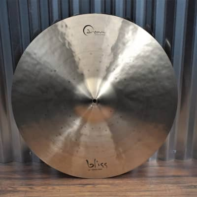 """Dream Cymbals BCRRI22 Bliss Hand Forged & Hammered 22"""" Crash Ride"""