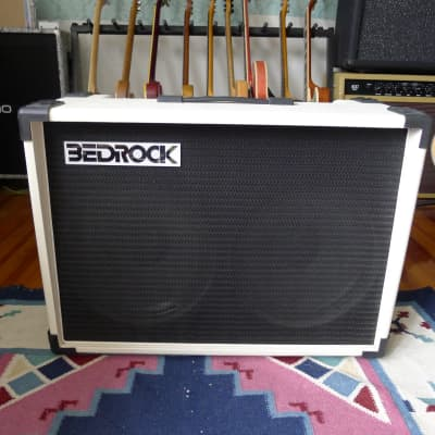 Bedrock 1202 90's White Snakeskin for sale