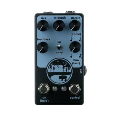 NativeAudio Wilderness Analog-Voiced Delay, Spring Blue (Limited Edition)