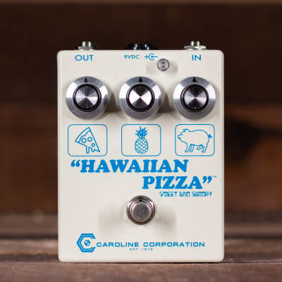 Caroline Hawaiian Pizza Sweet And Savory for sale