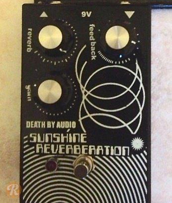 Death By Audio Sunshine Reverberation 2013 Reverb