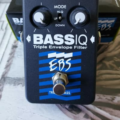 EBS BassIQ Triple Envelope Filter (Black Label)