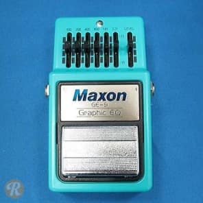 Maxon GE-9 Graphic EQ