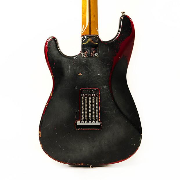 Guitar Effects Used On Siamese Dream : make offer fender stratocaster 1988 black over metallic candy reverb ~ Russianpoet.info Haus und Dekorationen