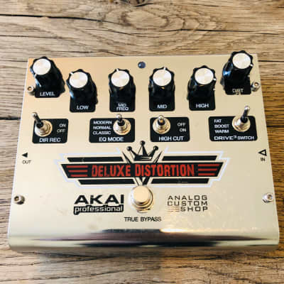 Akai Professional Analog Custom Shop Deluxe Distortion for sale