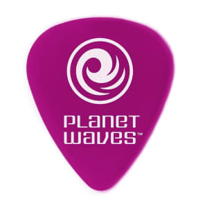 Planet Waves 1DPR6-10 Duralin Guitar Picks - Heavy (10-Pack)