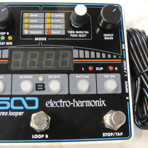Used Electro-Harmonix 22500 Dual Stereo Looper