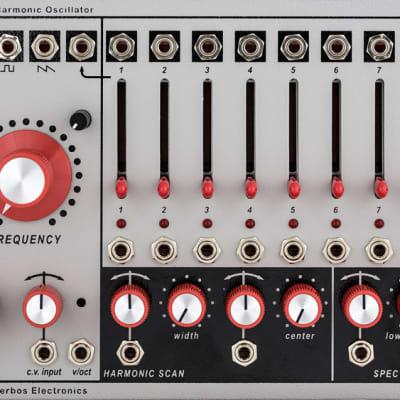 Verbos Electronics - Harmonic Oscillator