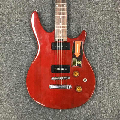 Used Peavey Firenza P-90 Red for sale