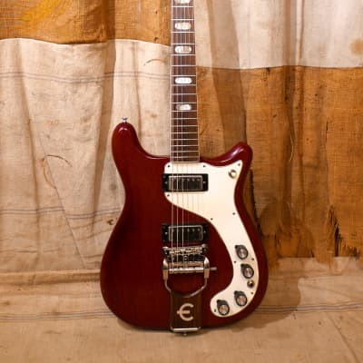Epiphone Crestwood 1964 Cherry Red for sale