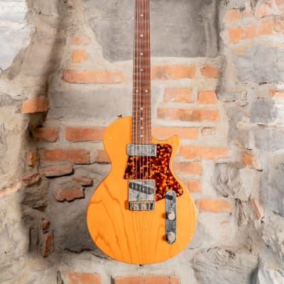 Fano SP6 Alt De Facto Dennis Fano Aged Orange Gretsch Made in California (Cod.774) for sale