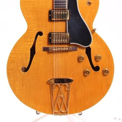 1957 Gibson ES-350T blonde natural for sale