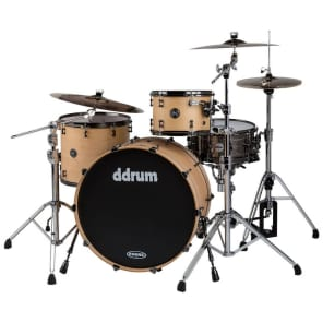 """ddrum MAX-322-SN 3pc Maple/Alder Shell Pack (8x12/14x16/18x22"""")"""